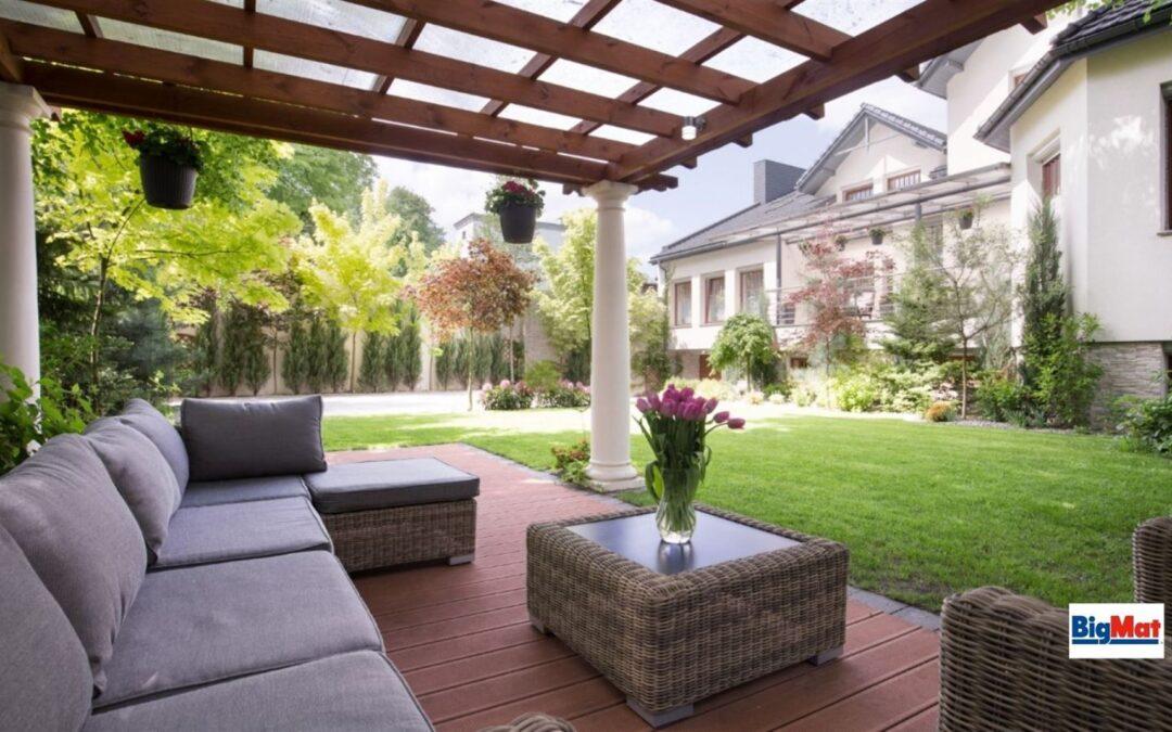 Integra espacios exteriores a tu hogar